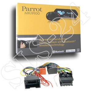 Parrot MKI9200 Freisprecheinrichtung Set für Opel Meriva B ab 2010