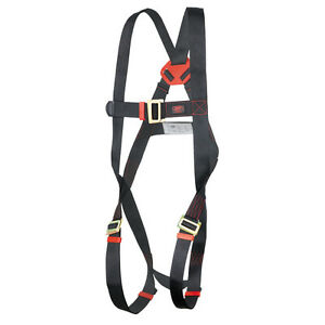 1 Point Safety >> Details About Jsp Far0301 Spartan 1 Point Safety Harness