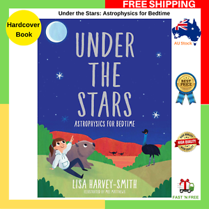 BRAND-NEW-Under-The-Stars-By-Lisa-Harvey-Smith-HARDCOVER-BOOK-FREE-SHIPPING-AU