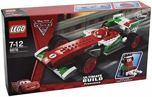 LEGO 8678Cars Ultimate Build Francesco
