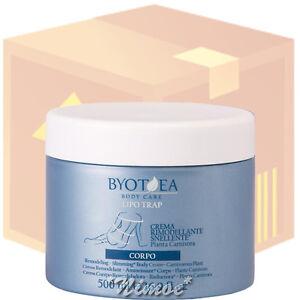Remodeling-Slimming-body-cream-box-6-pcs-x-500ml-Lipo-Trap-Byotea-rimodellante