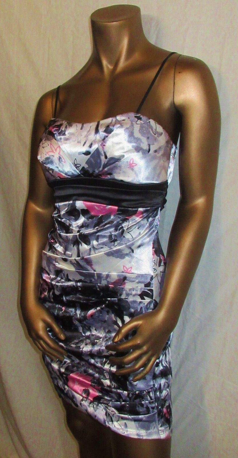 WINDSOR, PARTY, SPECIAL OCCASSION, PROM, SWEET 16 SHEAT DRESS - Größe 7