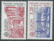 1990 EUROPA ANDORRA FRANCESE MNH ** - B