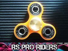 RS Pro intranquilo Mano Dedo Spinner Suizo De Cerámica ZRO2 Cojinete De Giro híbrido de largo