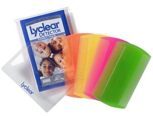 Lyclear-Double-Sided-Nit-Combs-Head-Lice-Kids-Pet-Flea-Hair-amp-Magnifying-Lens-x2