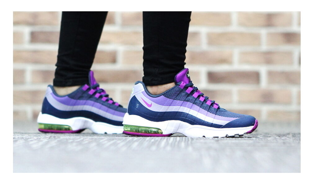 Women's Nike Air Max 95 Ultra Running Training Shoes Size 8.5