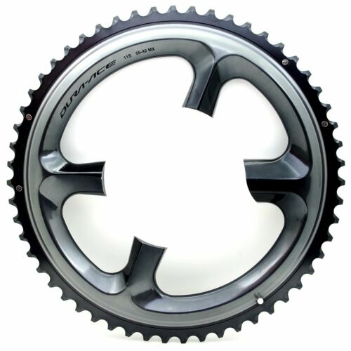 Shimano Dura Ace FC-R9100 11 Speed 55T Chainring for 55-42T Crankset