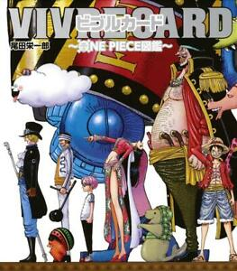 Details zu ONE PIECE VIVRE CARD / ONEPIECE Illustration Vol.2 Starter set /  From Japan /