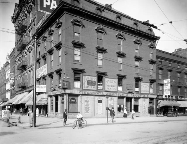 "NY Vintage Photograph 8.5/"" x 11/"" Reprint New York City 1900-10 Hudson Theatre"