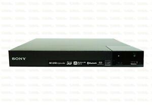 Sony Blu-ray Disc Player w/ 4K-Upscaling, Wi-Fi, 3D Playback - BDP-S6700 - Black