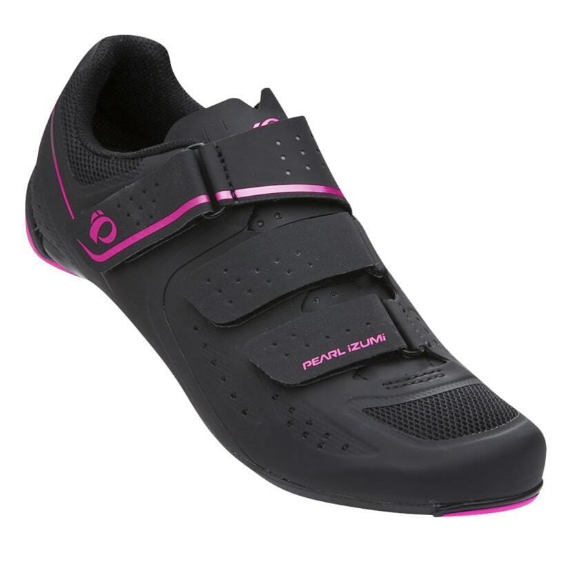 Pearl Izumi 15281808 Wouomo Select Road V5 V5 V5 Studio Antimicrobial Cycling scarpe 3c07ef