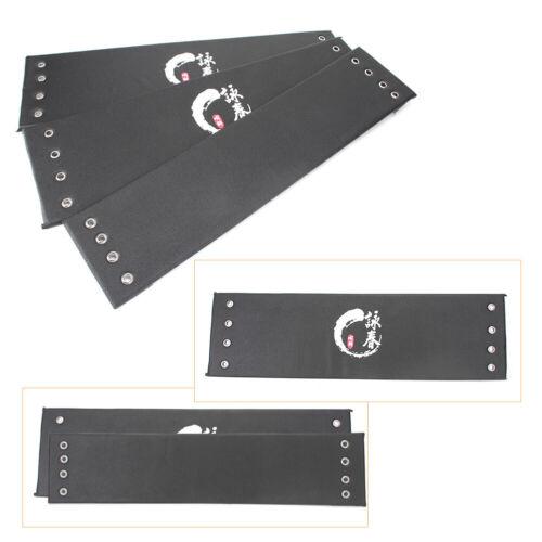 3pcs//2pcs//1pc Wing Chun Ip Man Wooden dummy Head Protect Protective Pads