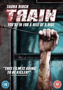 Thora-Birch-Gideon-Emery-Train-DVD-NUOVO