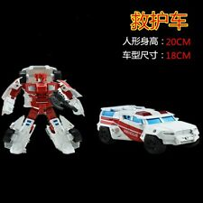 WEIJIANG Robot Giant War IDW PATRON SAINT Ambulance Toys for 5in1 No Box