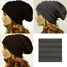 Knit Baggy Beanie Oversize Winter Hat Ski Slouchy Chic Cap Unisex Winter Cap