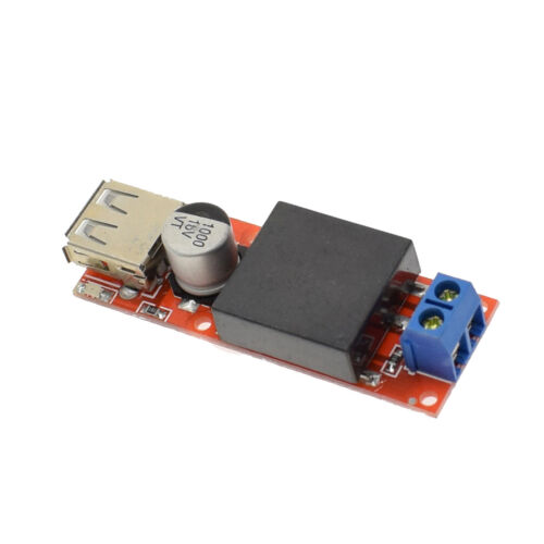 DC-DC USB Converter Boost Buck Power Module Adjustable Charger for Arduino A2TF