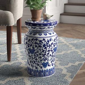 Marvelous Details About Alcott Hill Houghtaling Decorative Garden Stool Machost Co Dining Chair Design Ideas Machostcouk