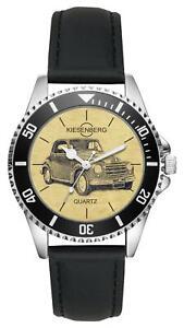 Für FIAT 500 C Topolino Fan Armbanduhr L-6459