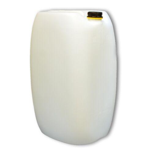 Bidon plastique 60 L fabriqué en Allemagne DIN 61 naturel HDPE 22249
