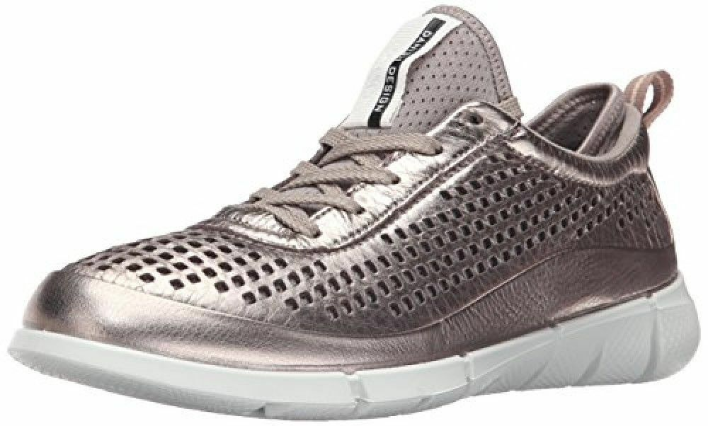ECCO Women's Intrinsic Leather Casual Athletic Sneakers US 11 11.5