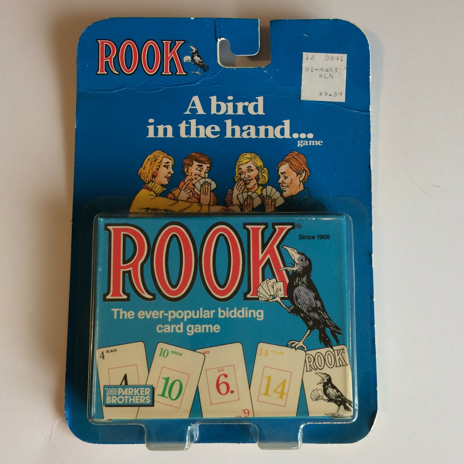 Rook Coched Juego Parker Brojohers Edición 1988-Nuevo Sellado De Fábrica Raro Coleccionable