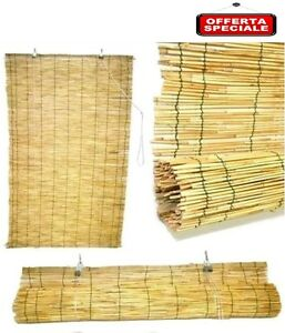 Tende Per Esterno In Bambu.Arella In Bamboo Tenda In Canna Ombreggiante Senza Carrucola Da