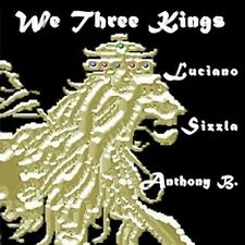 FREE US SHIP. on ANY 2 CDs! NEW CD Luciano & Friends: We Three Kings