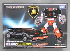 Takara Tomy Transformers Masterpiece MP-12G Lambor Black SIDESWIPE G2 NOT FAKE