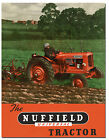 Nuffield Universal Tractor Brochure M3 M4 1950s