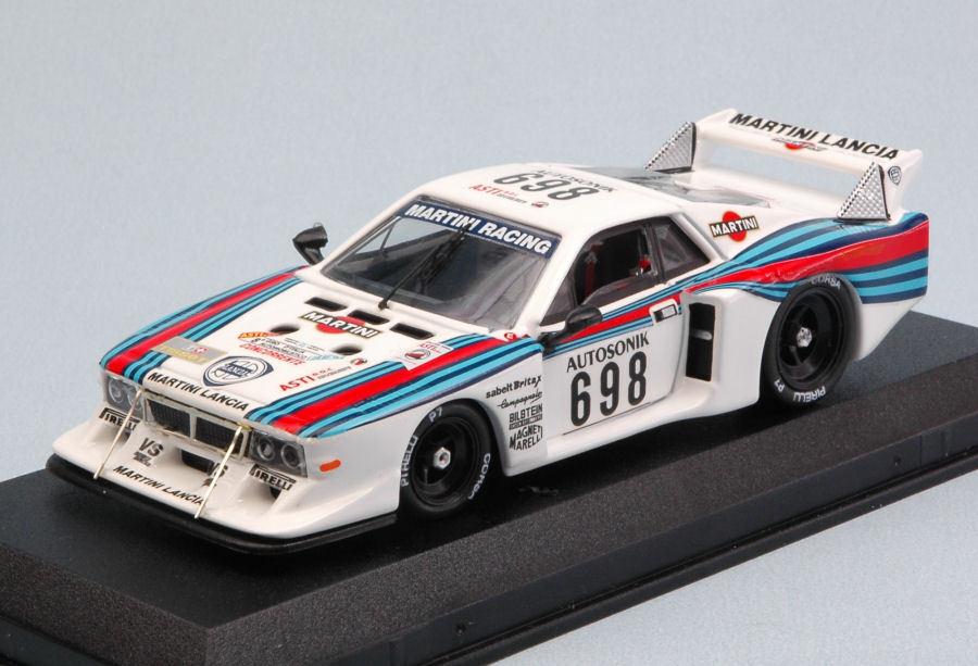 Lancia Beta Winner Giro D'italia D'italia D'italia 1980 Patrese   Alen   Kivimaki 1 43 Model d97e12