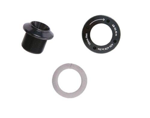 Xx S2210,Black Crank Bolt BB30 Right M18//30 X9 X0 X7 Sram
