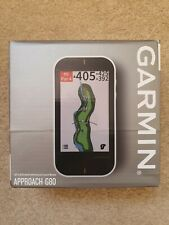 Garmin Approach G80 Handheld Golf GPS plus built-in launch monitor