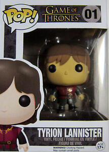 Game Of Thrones Tyrion Lannister Vinyl Figur Funko Pop!