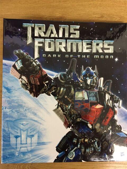 Transformers Optimum Official Breygent Binder