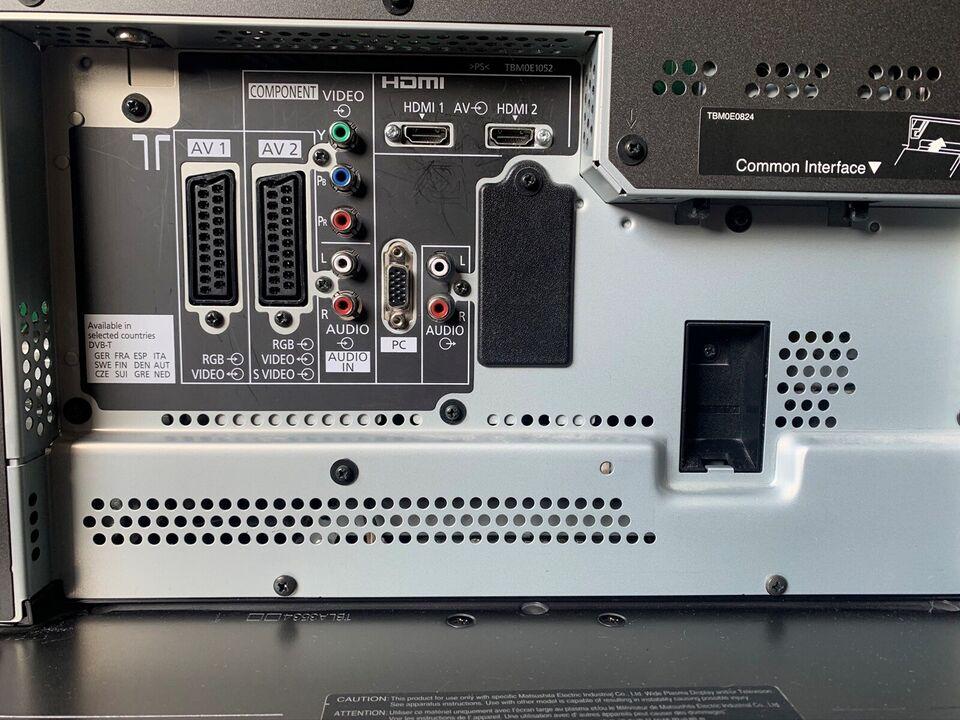 Plasma, Panasonic, TH-37PX70EA