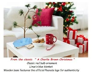 Peanuts Christmas Tree.Details About Charlie Brown Peanuts Christmas Tree 18 Tall Holidays Collectible