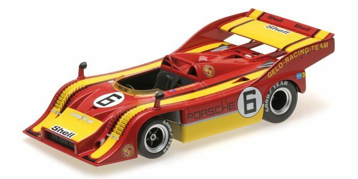 mas barato Porsche 917 10 Gelo-Racing-Team Gelo-Racing-Team Gelo-Racing-Team  6 Interserie Zandvoort - 1 18 - Minichamps  barato y de moda