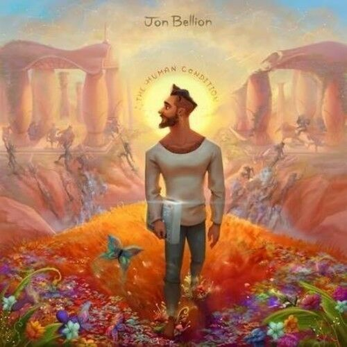 Jon Bellion - The Human Condition [New CD] Explicit