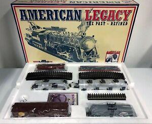 O-MTH-American-Legacy-20-1004-1-NYC-4-6-4-Hudson-2001-Modern-Freight-Train-SET