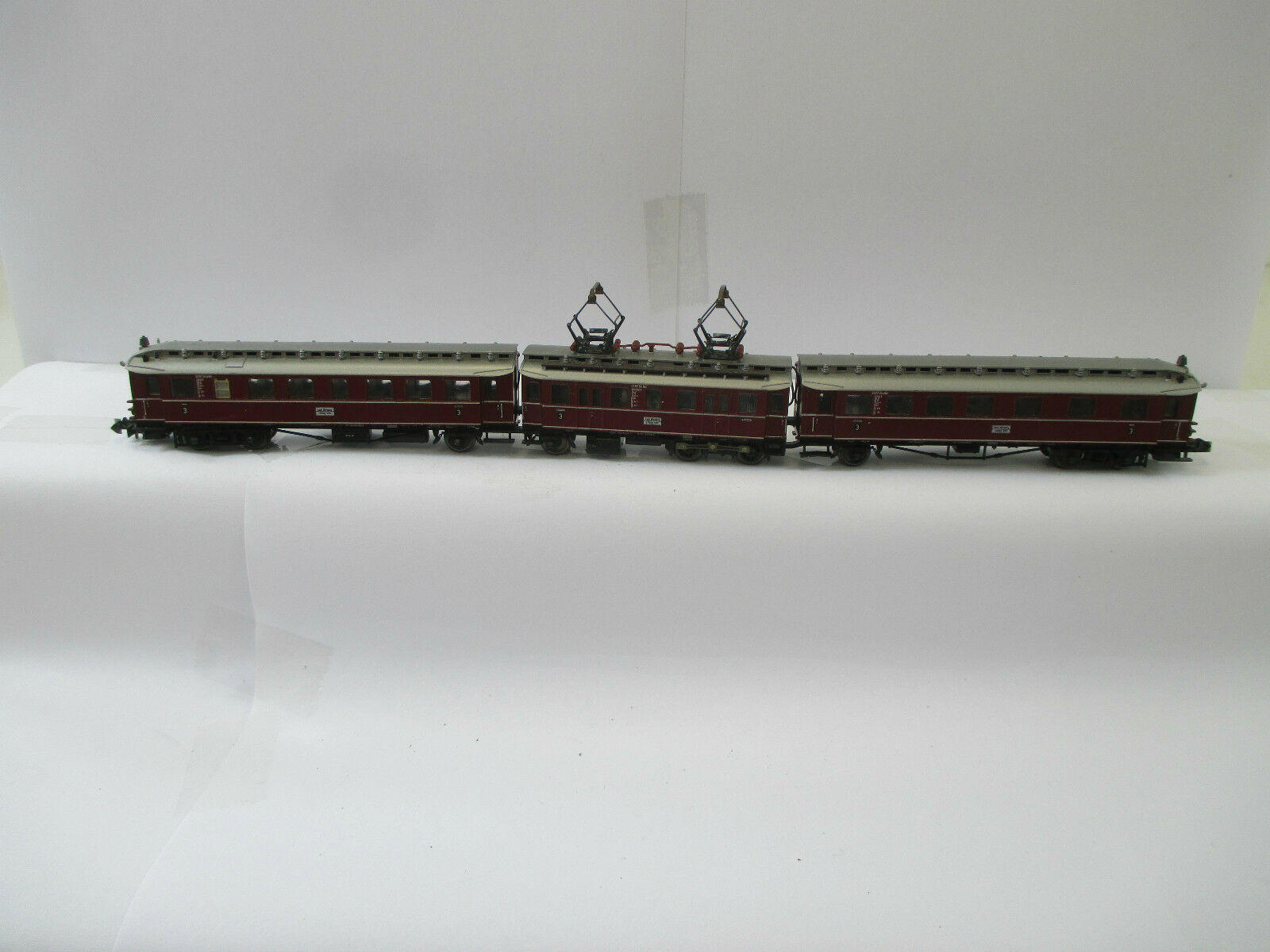 Trix pista n Elektro-triebzug et 87 de la DB 3 piezas s1394