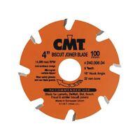 Cmt Orange Tools 6 Teeth 4 Diameter Biscuit Joiner Blade For Delwalt/skil/bosch
