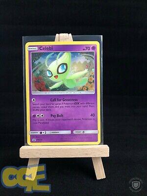 Celebi SM224 Black Star Promo Holo Mint Pokemon Card