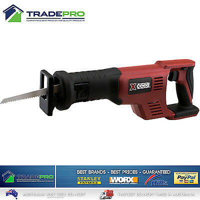Recipro Saw 18v Xceed® Cordless Sabre Cut-Off Demolition Lithium with Bonuses