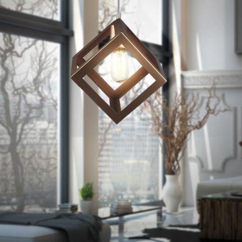 Robuste Pendel Leuchte Ess Zimmer Decken Hänge Beleuchtung Metall Big Light
