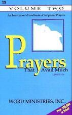 Prayers That Avail Much: Volume II, Word Ministries Inc., Good Book
