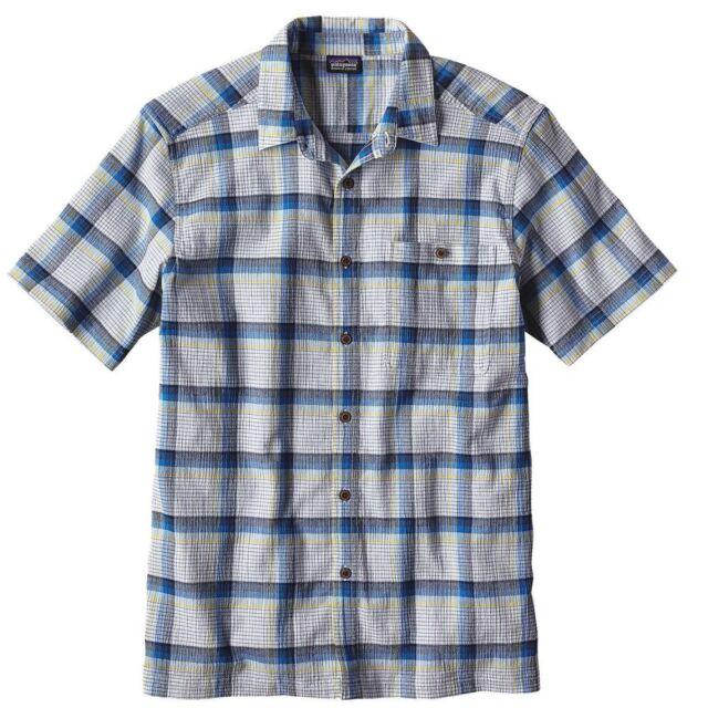 PATAGONIA Men/'s A//C Buttondown Shirt 52921 size Medium