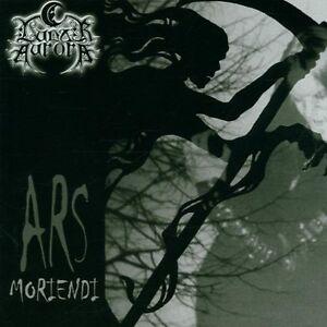 Lunar-Aurora-Ars-Moriendi-CD-LEGENDARY-GERMAN-DARK-BLACK-original-ArsMetali