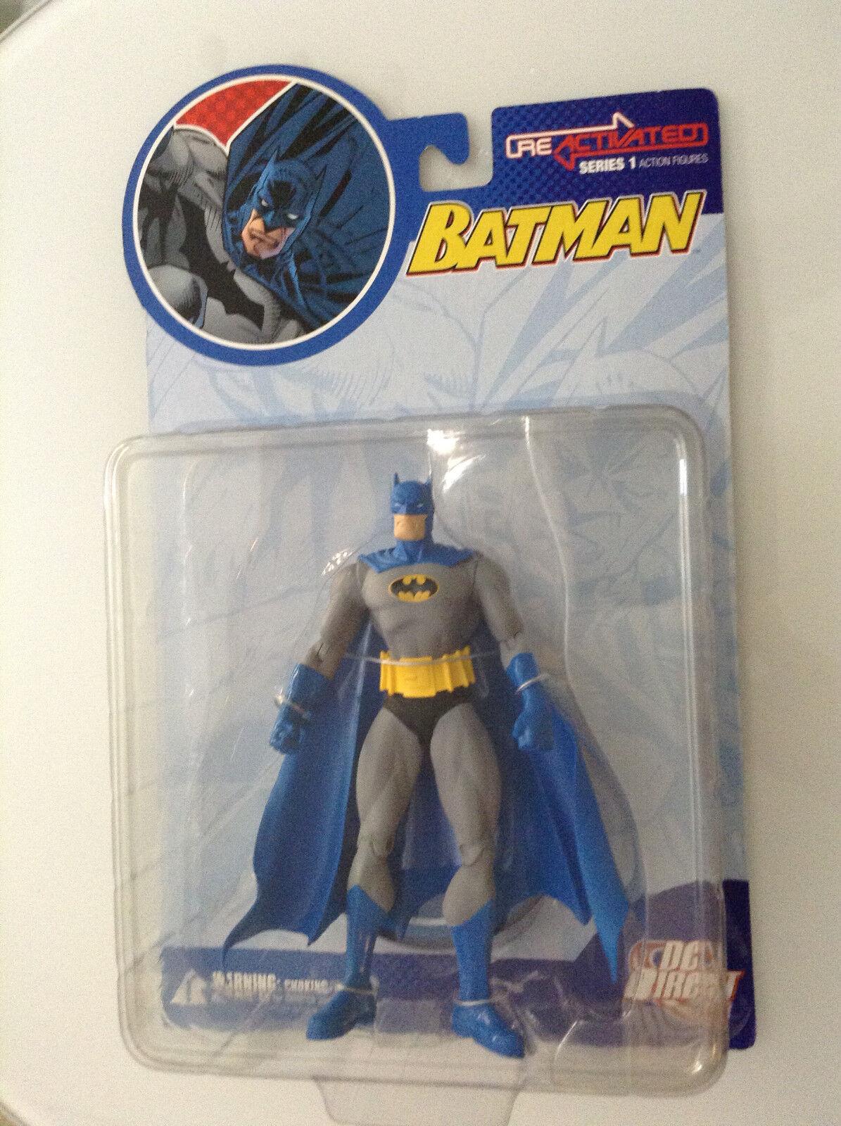 DC REACTIVATED SERIES 1 BATMAN FIGURE DC DC DC DIRECT RARE MIC NEW(CLASSIC 52 REBIRTH de8093