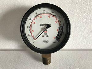 Image Is Loading Enerpac GP 10S Hydraulic Pressure Gauge 700 Bar