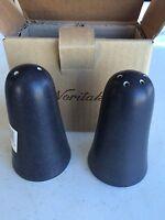 Noritake Kona Coffee Salt & Pepper Shakers 4